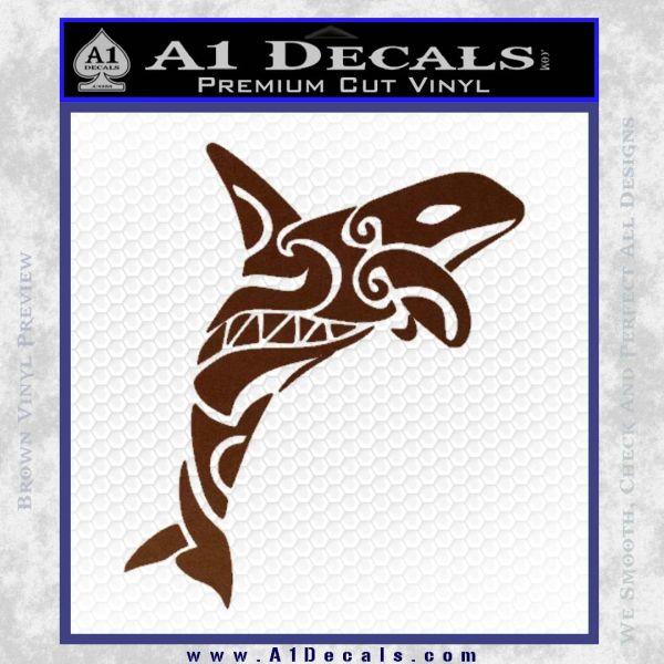 Whale Art Decal Sticker 187 A1 Decals