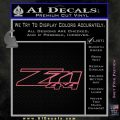Z71 Off Road 4x4 Chevy GMC Ford Decal Sticker Pink Emblem 120x120
