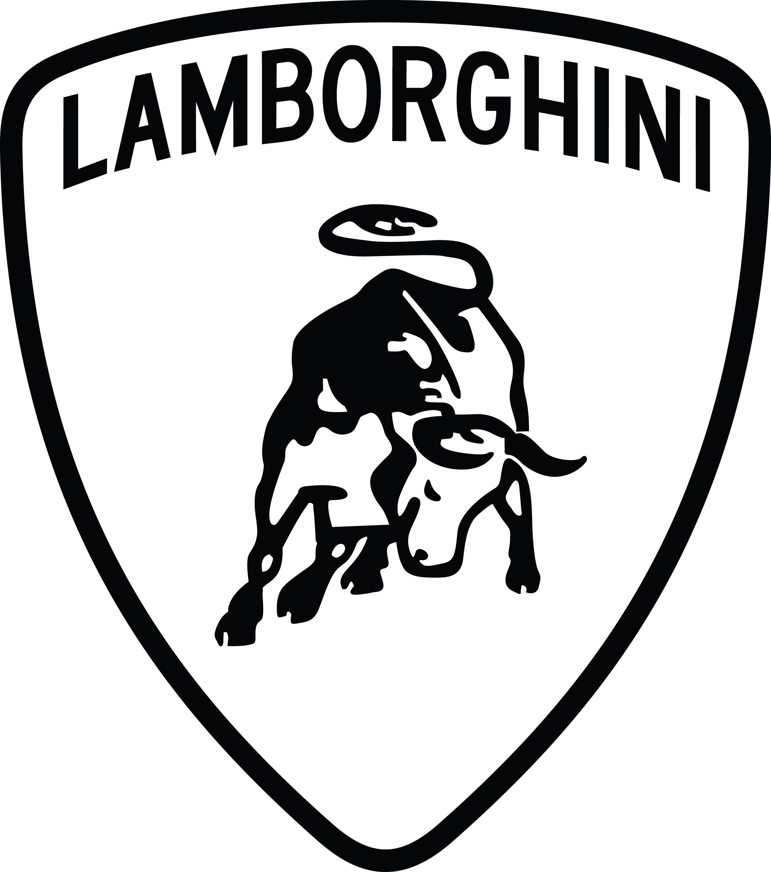 Lamborghini D1 Decal Sticker 187 A1 Decals