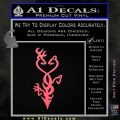 Browning Deer Family Arrow Buck Decal Sticker DRD Vinyl 17 120x120