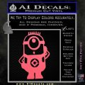 Despicable Me D12 Up Decal Sticker 10 120x120