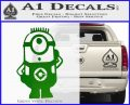 Despicable Me D12 Up Decal Sticker 14 120x97
