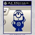 Despicable Me D12 Up Decal Sticker 20 120x120