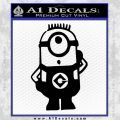 Despicable Me D12 Up Decal Sticker 21 120x120