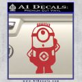 Despicable Me D12 Up Decal Sticker 7 120x120