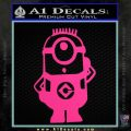Despicable Me D12 Up Decal Sticker 9 120x120