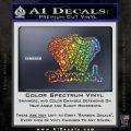 Diamond Hands D2 Decal Sticker Glitter Sparkle 120x120