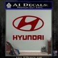 Hyundai Decal Sticker Full DRD Vinyl 120x120