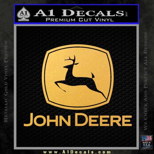 John Deere Full Decal Sticker 187 A1 Decals