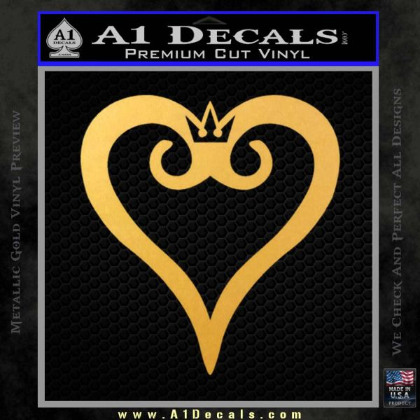 Kingdom Hearts Logo Decal Sticker A1 Decals Discover 67 free kingdom hearts logo png images with transparent backgrounds. kingdom hearts logo decal sticker a1