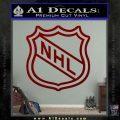 Nhl Shield D2 Decal Sticker DRD Vinyl 120x120