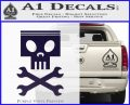 Planes Dusty Skull Wrenches Decal Sticker PurpleEmblem Logo 120x97