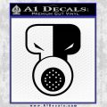Tech N9ne Decal Sticker Black Vinyl Black 120x120