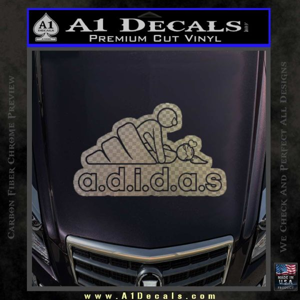Decals Adidas Sex Sticker Day I » A1 Decal All Dream About 4q3R5AjL