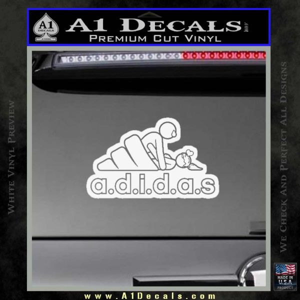 Adidas Day Dream Decal Sticker A1 All Decals I About Sex » VSUpzM