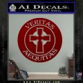 Boondock Saints Veritas Aequitas D3 Decal Sticker DRD Vinyl 120x120