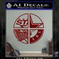 Dallas Texas Pro Sports D1 Decal Sticker DRD Vinyl 120x120