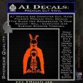 Donnie Darko Watched Over Frank Decal Sticker Orange Emblem 120x120