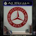 Mercedes Benz C2 Decal Sticker DRD Vinyl 120x120