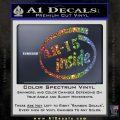 Ar 15 Inside Decal Sticker Glitter Sparkle 120x120