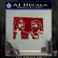 Cheech And Chong D2 Decal Sticker DRD Vinyl 120x120