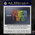 Cheech And Chong D2 Decal Sticker Glitter Sparkle 120x120