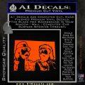 Cheech And Chong D2 Decal Sticker Orange Emblem 120x120
