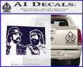 Cheech And Chong D2 Decal Sticker PurpleEmblem Logo 120x97