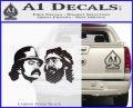 Cheech And Chong Decal Stickers Carbon FIber Black Vinyl 120x97