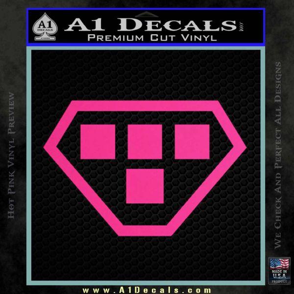Tron Rinzler Symbol Legacy Decal Sticker 187 A1 Decals
