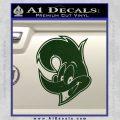 Woody Wood Pecker Decal Sticker Dark Green Vinyl 120x120