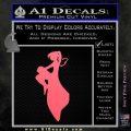 Fairy Decal D1 Decal Sticker Pink Emblem 120x120