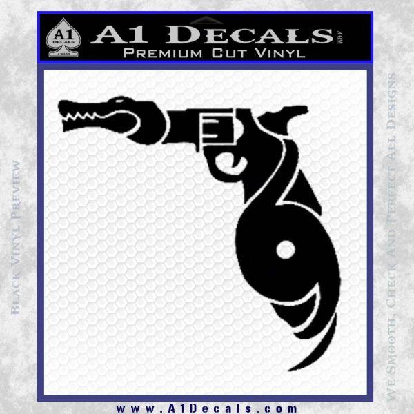 Florida Gators Guns Hurricanes D1 Decal Sticker 187 A1 Decals