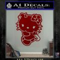 Hello Kitty Devilish Decal Sticker D2 DRD Vinyl 120x120