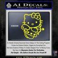 Hello kitty cupid decal sticker Yellow Laptop 120x120