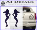 Two Ladies Nude B 1 Decal Sticker PurpleEmblem Logo 120x97