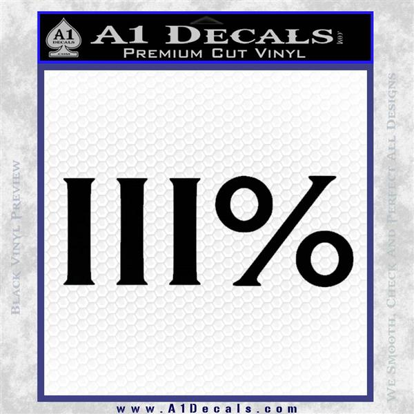 iii molon labe decal sticker dt three percent 187 a1 decals