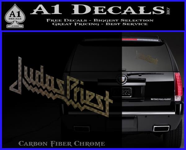 Judas Priest Decal Sticker 187 A1 Decals