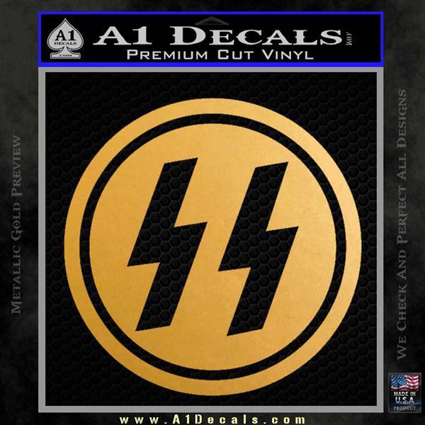 nazi ss decal sticker dh  u00bb a1 decals