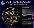 Aliens Movie CR Decal Sticker 3dc 120x97