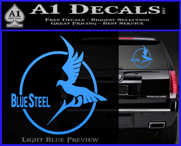 Arpeggio Of Blue Steel Anime Vinyl Car Window Laptop Decal Sticker