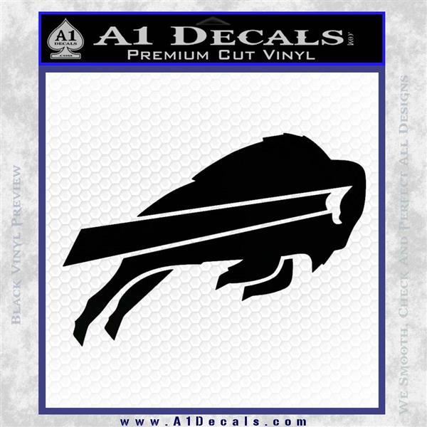 Buffalo Bills Nfl Decal Sticker 187 A1 Decals