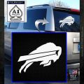 Buffalo Bills NFL Decal Sticker White Emblem 120x120