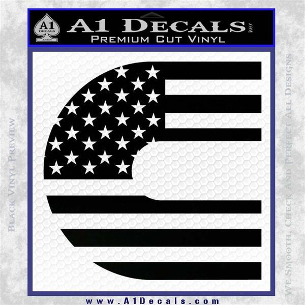 Diamond Car Wash >> Cummins American Flag Decal Sticker » A1 Decals