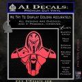 Cylon Armor Decal Sticker Battlestar Galactice BSG Pink Vinyl Emblem 120x120