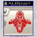 Cylon Armor Decal Sticker Battlestar Galactice BSG Red Vinyl 120x120