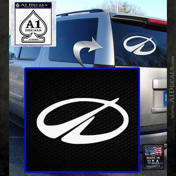 GM Oldsmobile Logo Decal Sticker CR » A1 Decals
