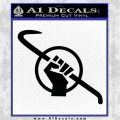 Half Life Freedom Symbol SXC Decal Sticker Black Logo Emblem 120x120