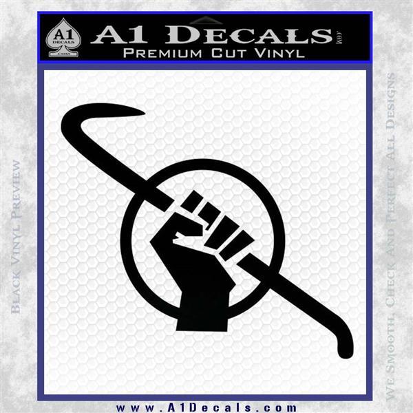 Half Life Freedom Symbol Sxc Decal Sticker A1 Decals