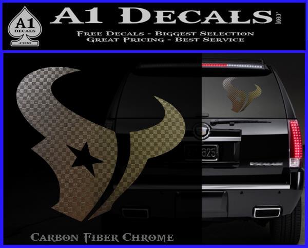 Houston Texans Decal Sticker Logo A Decals - Best car sticker logo